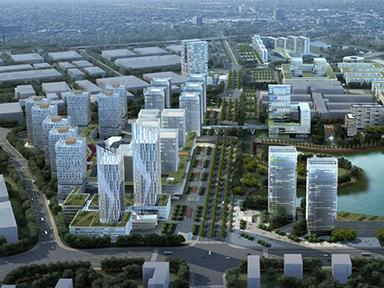海绵城市雨水收集绿化系统规划!